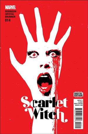 Scarlet Witch (2016) 14-A