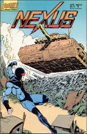 Nexus (1985) 31-A by First