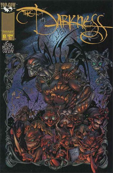 Darkness (1996) 8-A by Top Cow