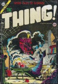 Thing (1952) 17-A by Charlton