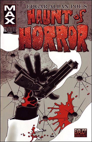 Haunt of Horror: Edgar Allan Poe 3-A by Max