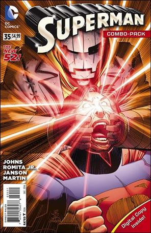 Superman (2011) 35-B