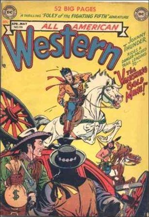 All-American Western 119-A