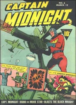 Captain Midnight 6-A