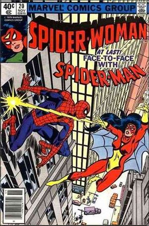 Spider-Woman (1978) 20-A