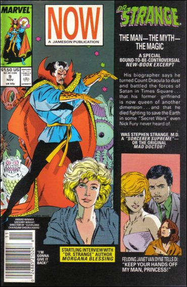Doctor Strange, Sorcerer Supreme 9-A by Marvel
