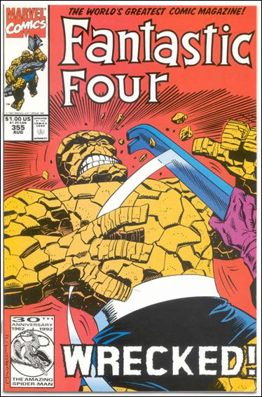 Fantastic Four (1961) 355-B by Marvel