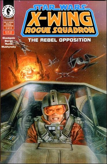 Star Wars: X-Wing Rogue Squadron 3-A by Dark Horse