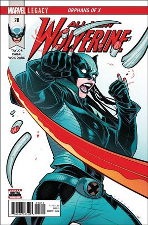 All-New Wolverine  28-A