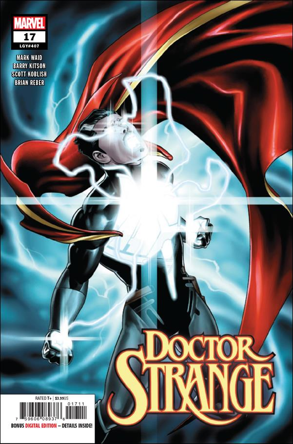 Doctor Strange (2018) 17-A by Marvel