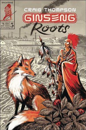 Ginseng Roots 5-A