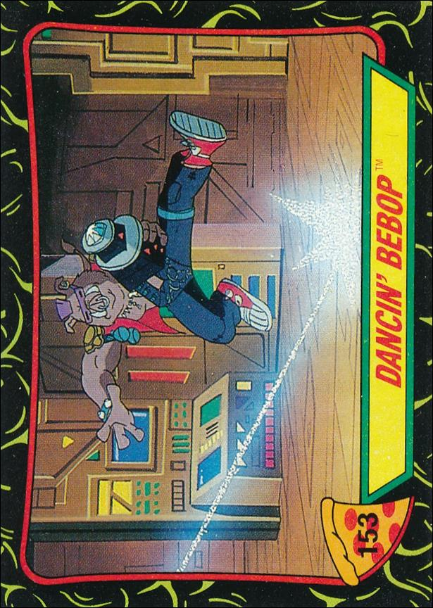 Teenage Mutant Ninja Turtles: Series 2 (Base Set) 153-A by Topps