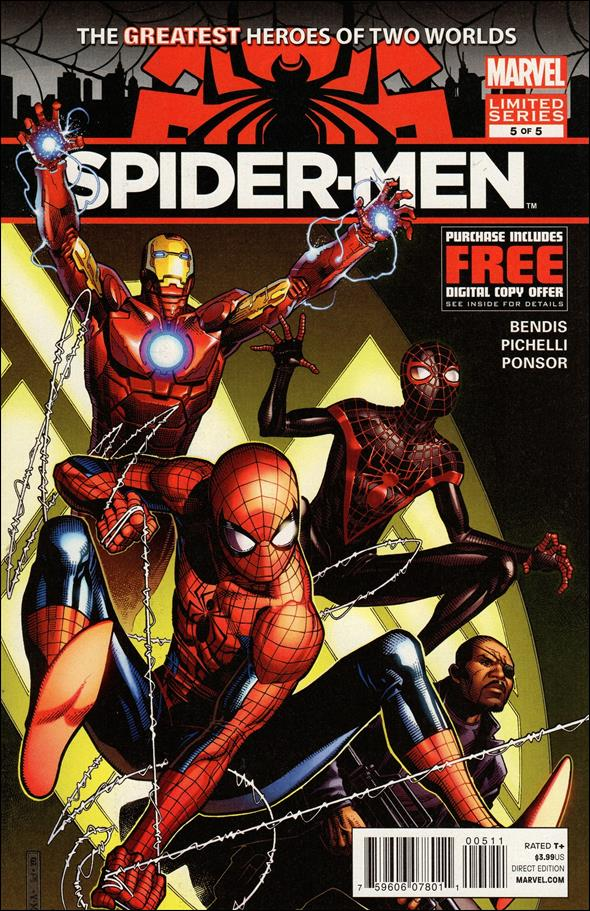 Spider-Men 5-A by Marvel