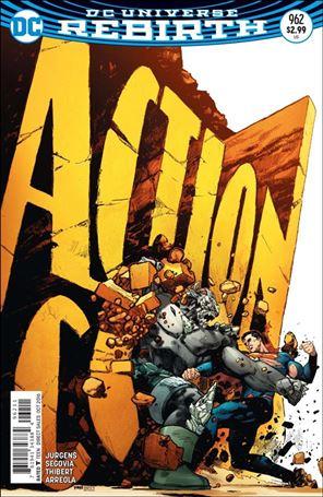 Action Comics (1938) 962-A