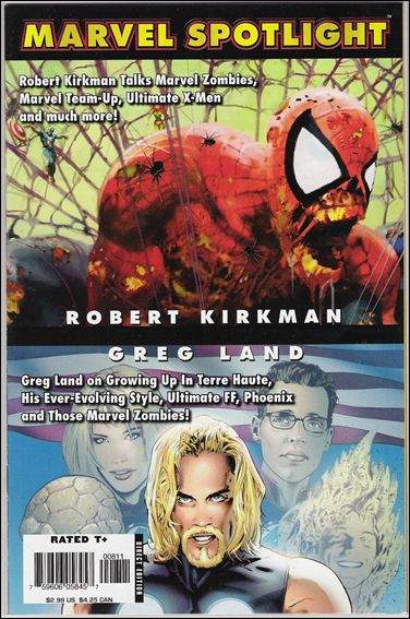 Marvel Spotlight: Robert Kirkman/Greg Land nn-A by Marvel