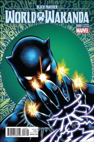 Black Panther: World of Wakanda 6-B