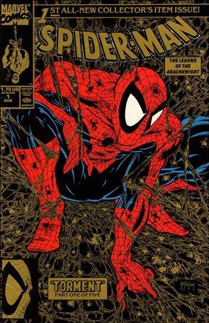 Spider-Man (1990) 1-D
