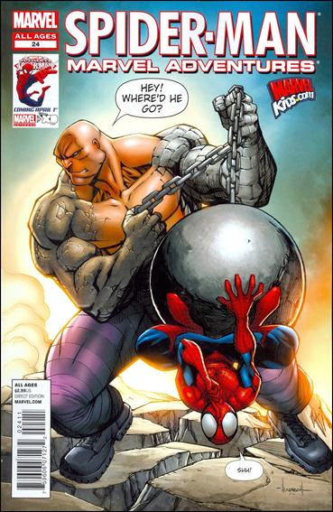 Marvel Adventures Spider-Man (2010) 24-A by Marvel