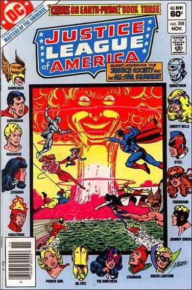 Justice League of America (1960) 208-A by DC