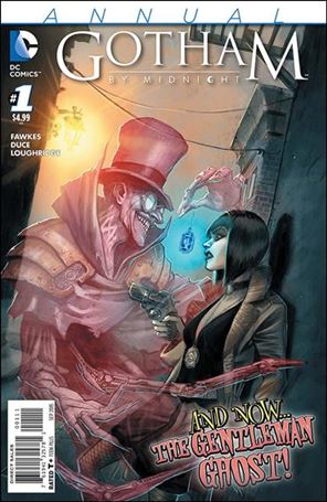 Gotham By Midnight Annual 1-A