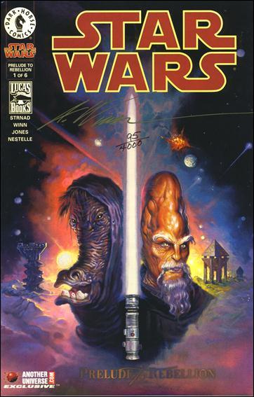 Star Wars/Star Wars Republic 1-D by Dark Horse