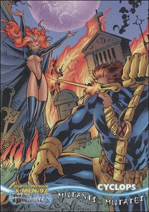 X-Men: Timelines (Base Set) 9-A