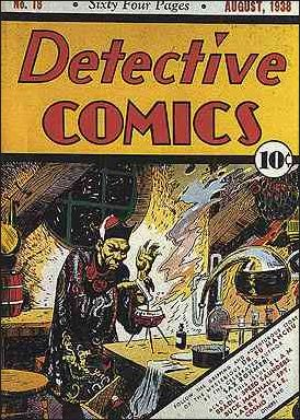 Detective Comics (1937) 18-A by DC