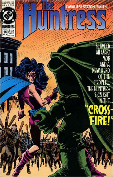 Huntress (1989) 14-A by DC