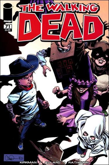Walking Dead (2003) 71-A by Image