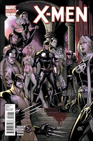 X-Men (2010) 1-D