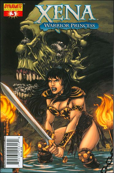 Xena (2006) 3-A by Dynamite Entertainment