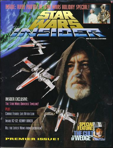 Star Wars Insider 23-A by Titan Magazines