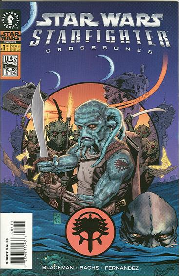 Star Wars: Starfighter - Crossbones 1-A by Dark Horse