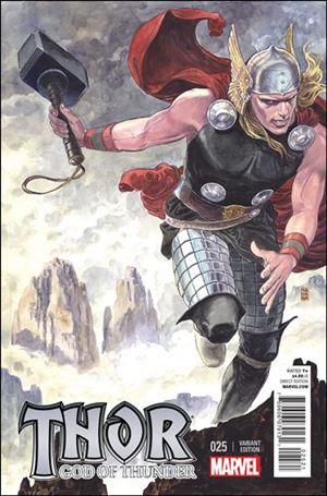 Thor: God of Thunder 25-B