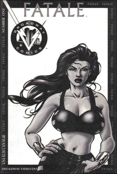 Fatale (1996) 1-B by Broadway Comics