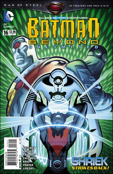 Batman Beyond Unlimited 16-A by DC