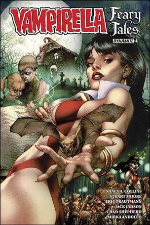 Vampirella: Feary Tales 4-A