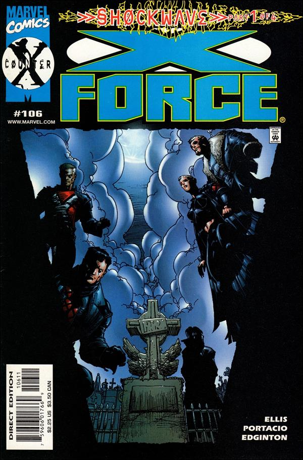 X-Force (1991) 106-A by Marvel
