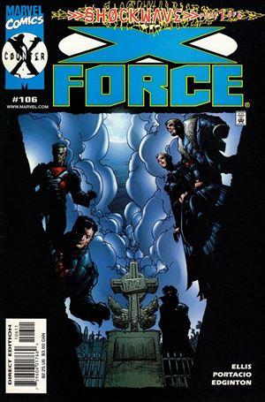 X-Force (1991) 106-A