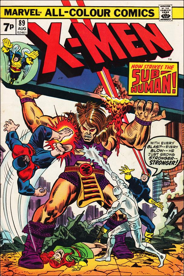 X-Men (1963) 89-B by Marvel