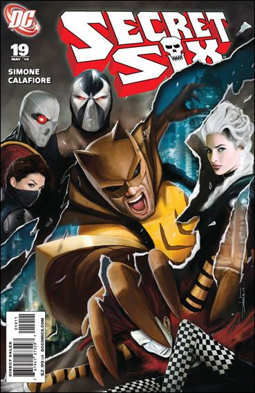 Secret Six (2008) 19-A by DC