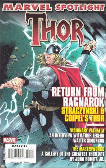 Marvel Spotlight: Thor nn-A by Marvel