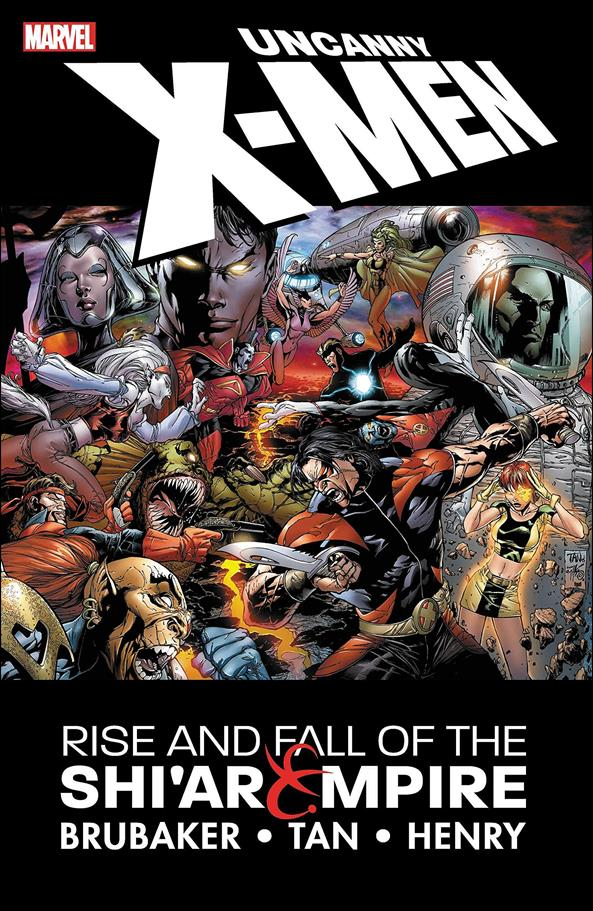 Uncanny X-Men: Rise & Fall of the Shi'ar Empire nn-B by Marvel