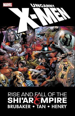 Uncanny X-Men: Rise & Fall of the Shi'ar Empire nn-B