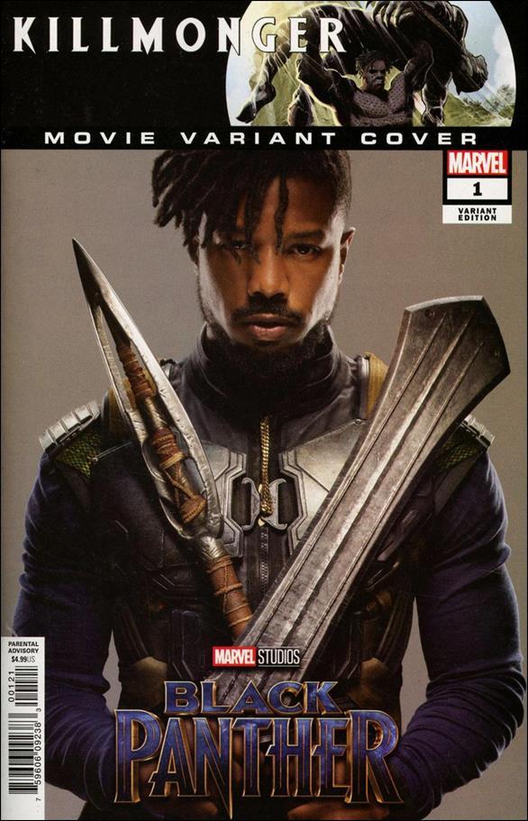 Killmonger 1-B by Marvel