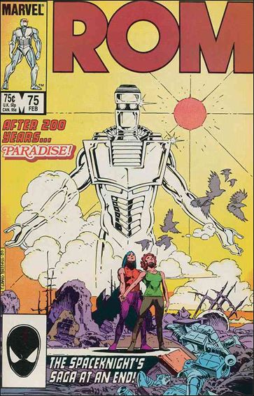 ROM (1979) 75-A by Marvel