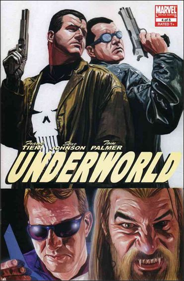 Underworld (2006) 4-A by Marvel