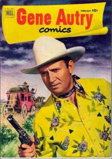 Gene Autry Comics (1946) 60-A by Dell