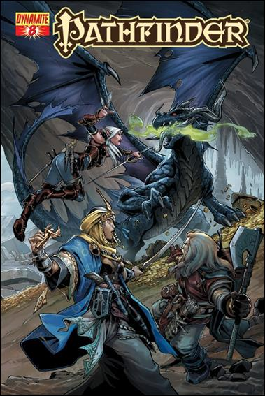 Pathfinder 8-A by Dynamite Entertainment