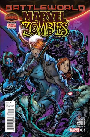 Marvel Zombies (2015) 3-A